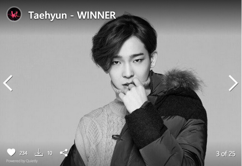 News Article: 141217 Taehyun listed on 14 Drop Dead Prettiest Boys